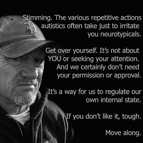 stimming and autism